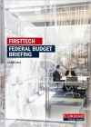 Federal Budget - How does it impact you?