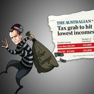 Time to panic about ALP Imputation Cash Refund ban proposal?